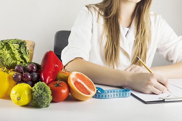 Test de alimentos con kinesiología